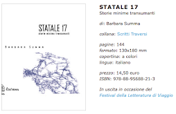 "Come procurarsi il mio libro ""Statale 17, storie minime transumanti"""