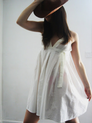 robe blanche zara