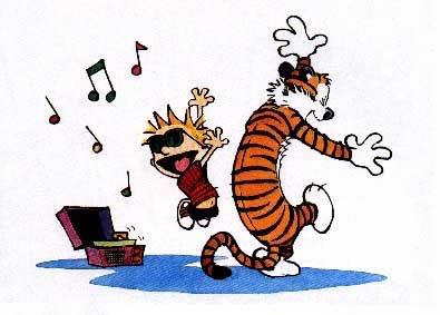 It's Finally Friday.... Happy-dance
