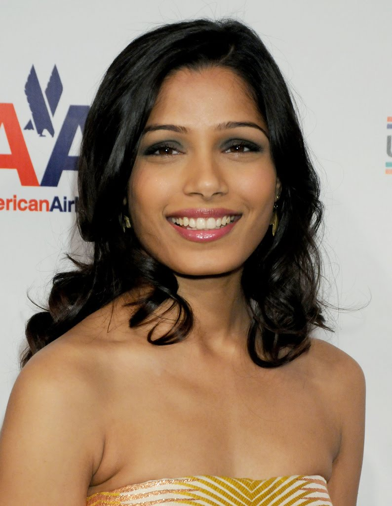 Celebrity HQ Pitcure  Freida Pinto HQ Gallery  Freida Pinto hot photos