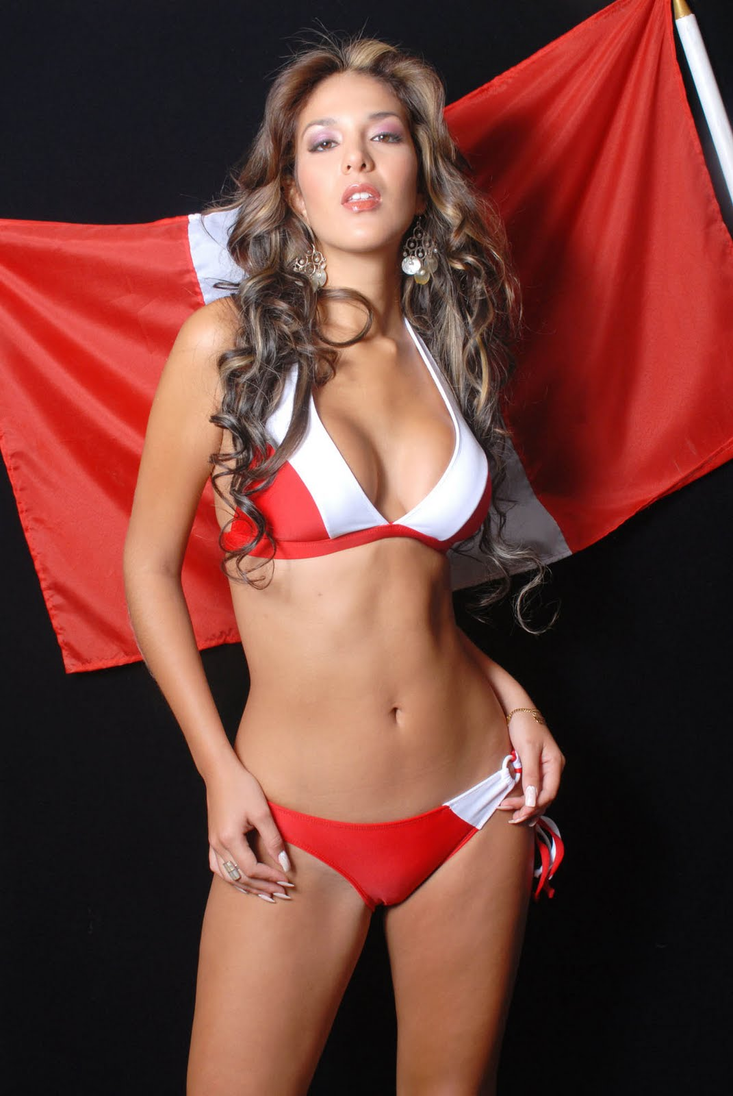 Silvia Cornejo sexy picture