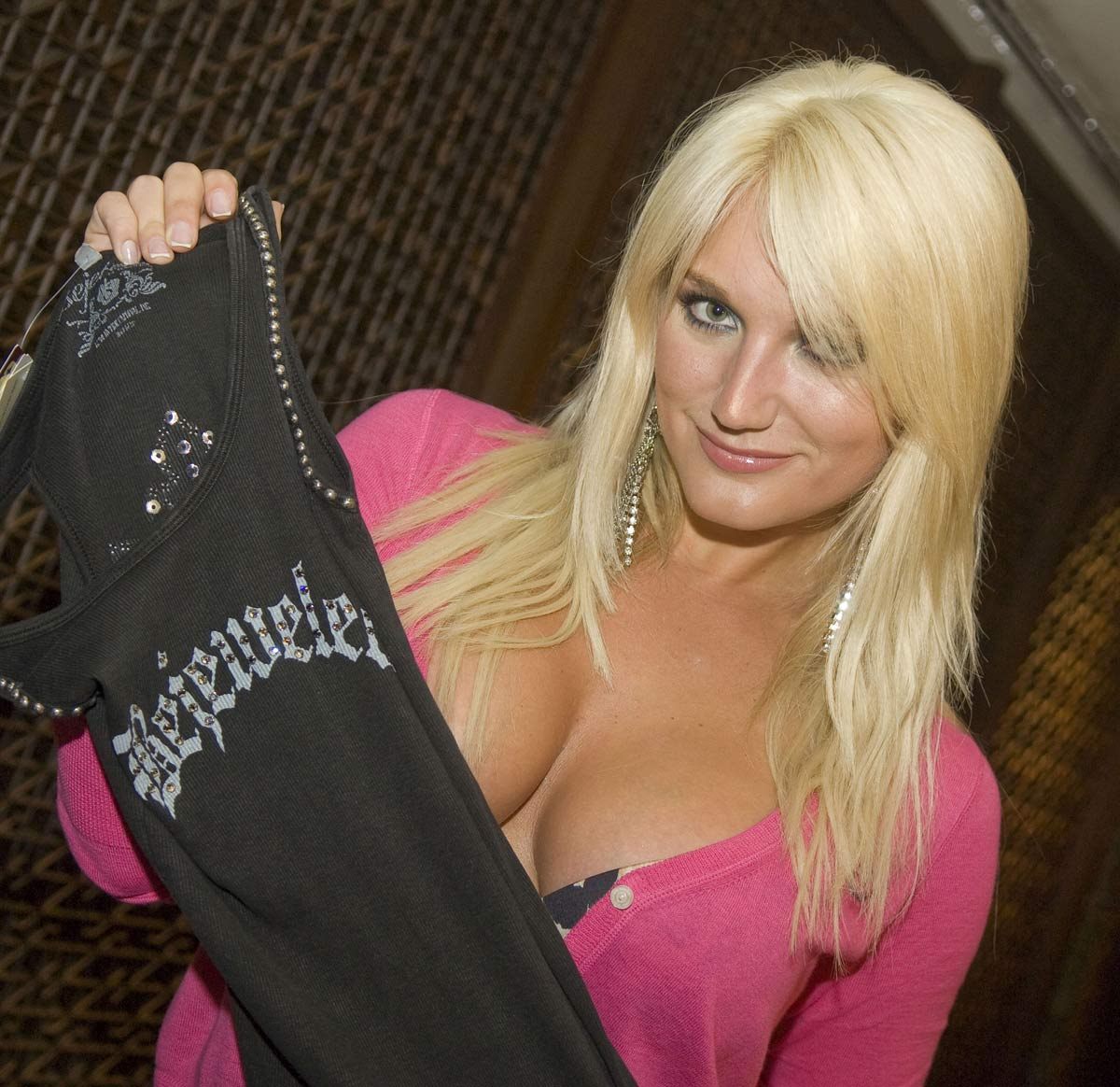 brooke hogan hot