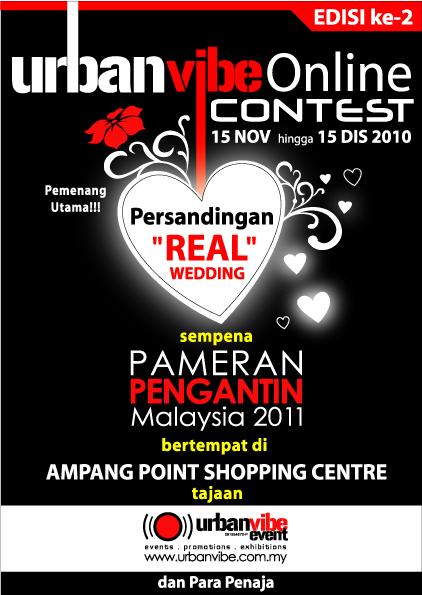 Contest Pameran Pengantin 2011