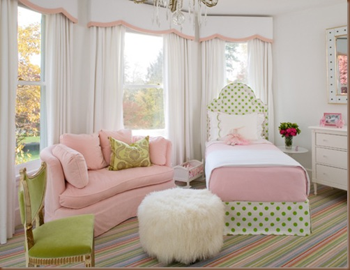 Genial Pink And Green Bedrooms