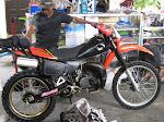 Suzuki TS125 '05