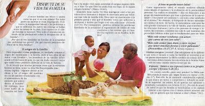 Felicidad familiar étnica
