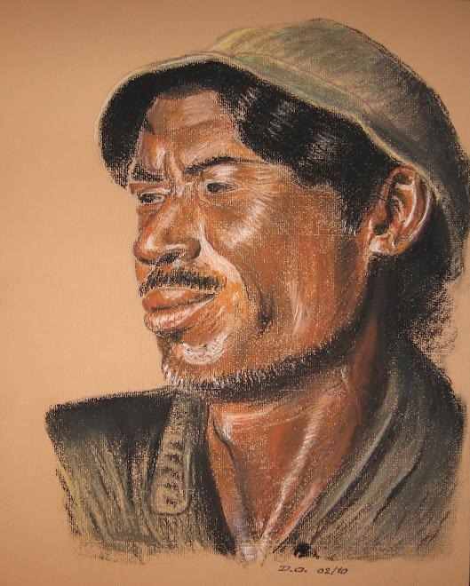 Homme de couleur