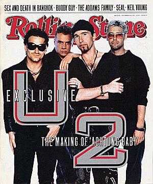 U2: History: One, 1992