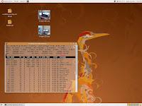 High resolution Ubuntu