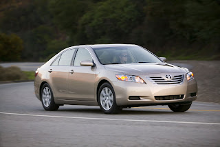 The Carmudgeon  2007 Toyota Camry Hybrid Penny Wise and Not Fuelish