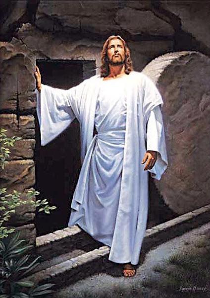 Jesus defeats the tomb!