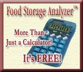 Food Storage Analyzer