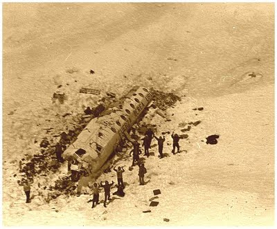 ANDES FLIGHT DISASTER : THE GREATEST SURVIVAL STORY EVER