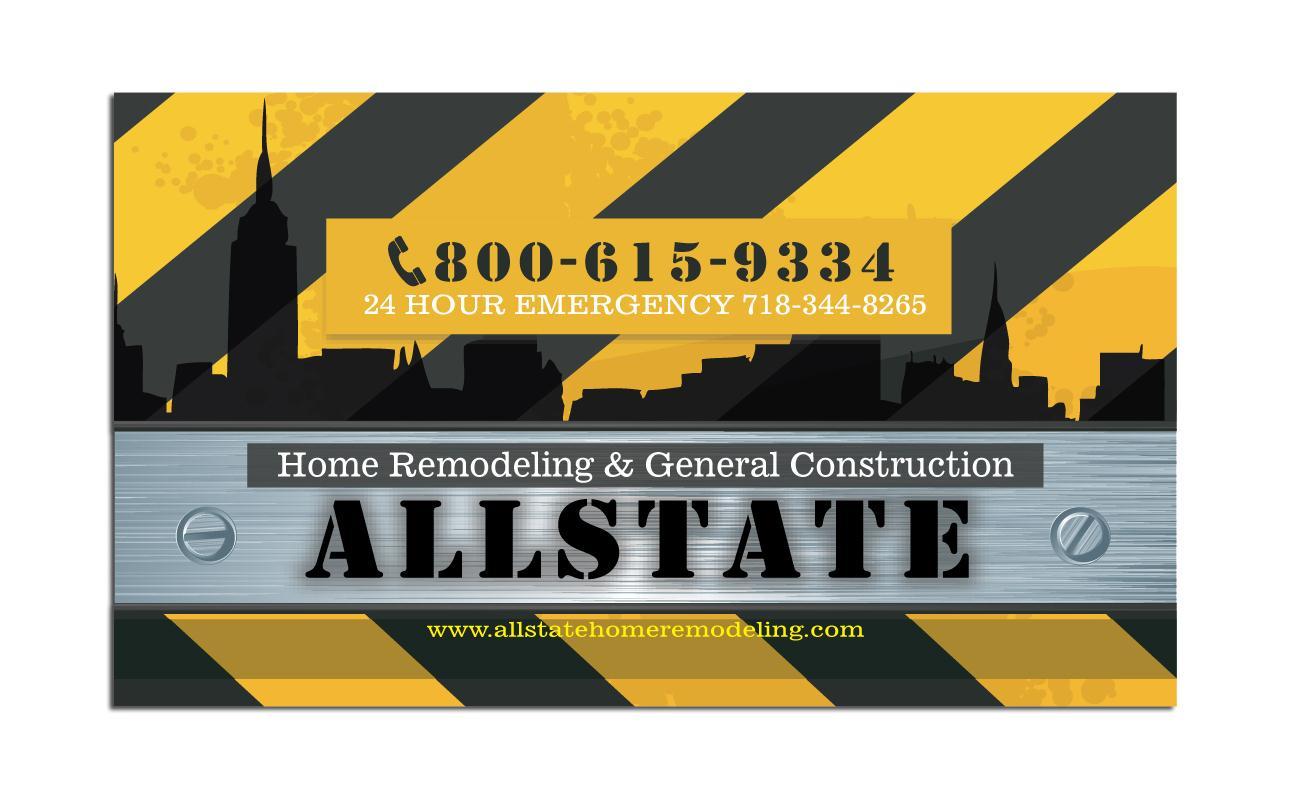 general construction business card | Dezignation