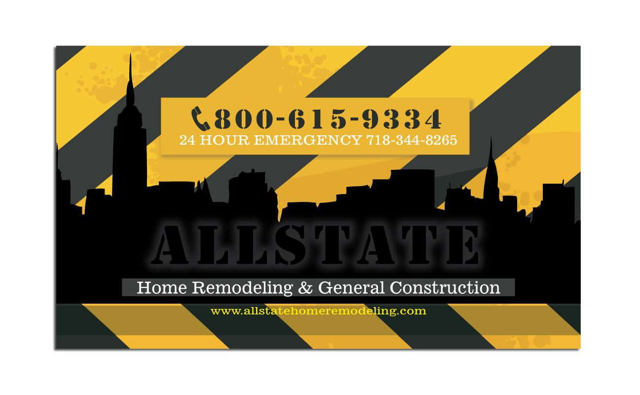 General construction business card dezignation general construction business card magicingreecefo Image collections
