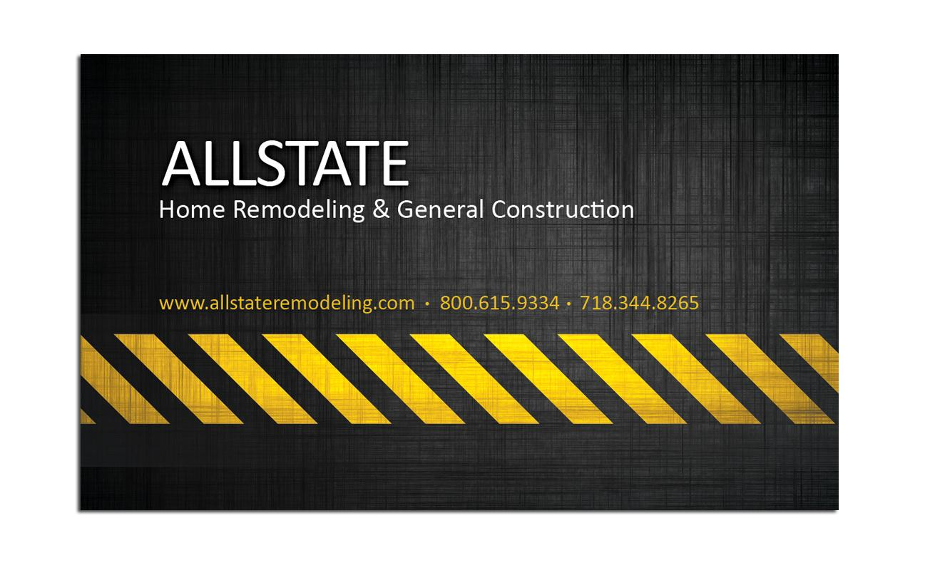 General construction business card dezignation general construction business card magicingreecefo Images