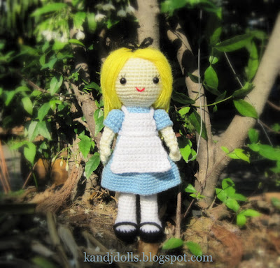 Crochet Pattern Central - Free Doll and Doll Clothing Crochet