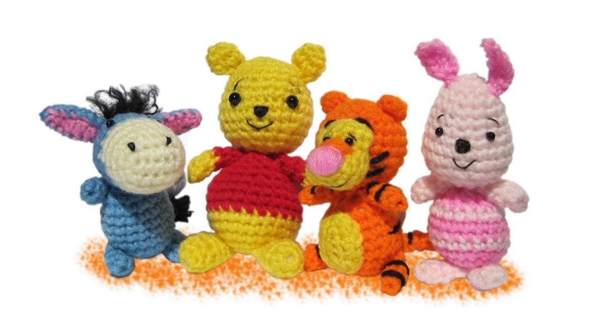 Winnie The Pooh And Friends Amigurumi : Sayjai amigurumi crochet patterns ~ K and J Dolls / K and ...