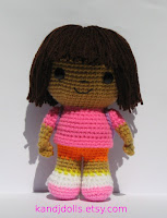 Dora the Explorer doll