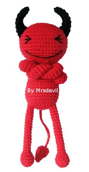 Free Crochet Pattern - Amigurumi Sackboy Lookalike Doll from the