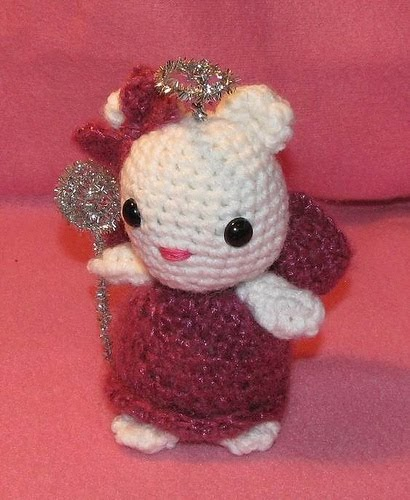 Lion Crochet Pattern Amigurumi : 2000 Free Amigurumi Patterns: Amigurumi HK Fairy Kitty