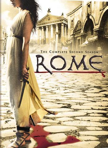 Rome - Season Two movie
