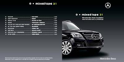 Mercedes Benz Mixed Tape 21