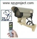 telecamera di sorveglianza da esterno