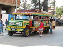 La Chiva en Cartagena