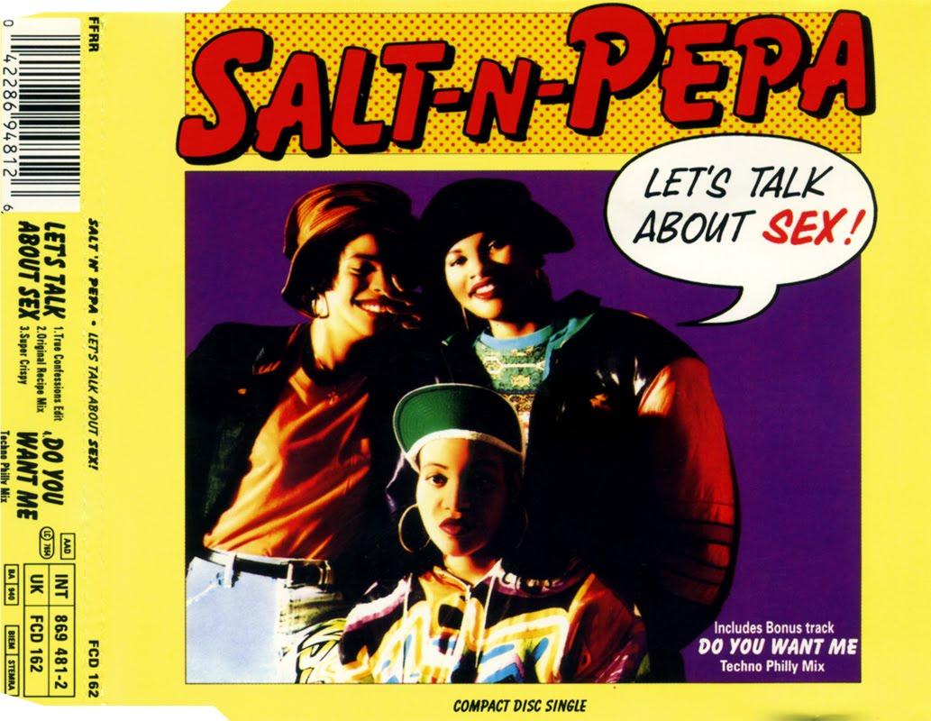 Salt N Pepa - LetS Talk About Sex The Original - YouTube