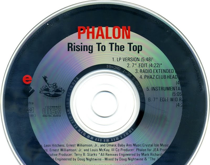 Phalon - Rising To The Top