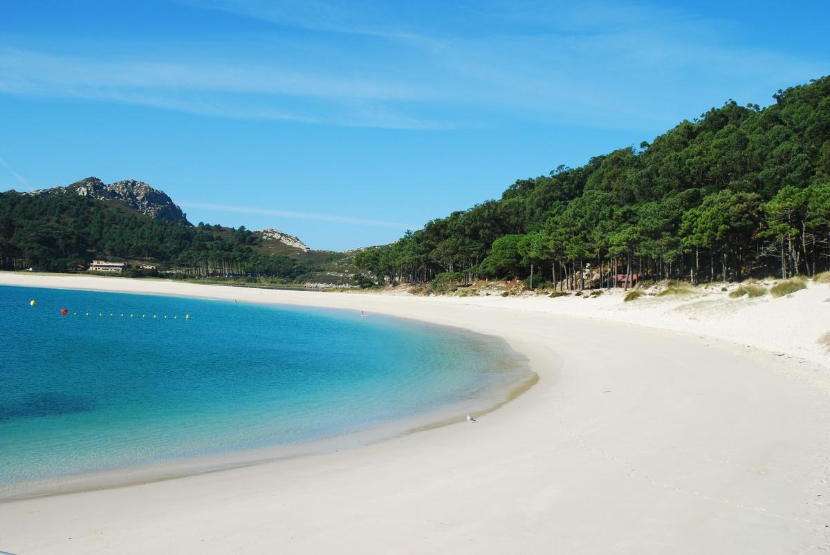 whatastunningworld: Spain, Galicia - Cies Islands
