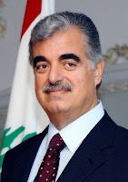 Prime Minister Hariri