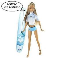 Barbie and Math