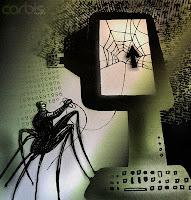 Internet Spiderweb