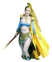 Princess Fironia Vie