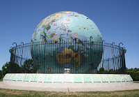 Waterfront Globe
