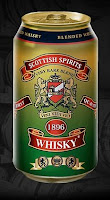 Whisky Can