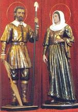 San Isidro Labrador y Santa María de la Cabeza