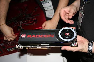 ATI Radeon HD 4870 X2 video card