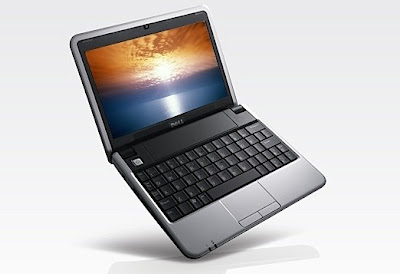 Dell Inspiron 910 mini netbook
