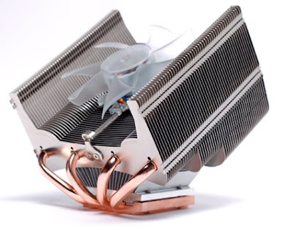 Nexus FLC-3000 Intel Nehalem LGA1366 CPU Cooler
