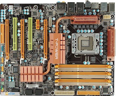 Biostar T-Power X58 Intel Core i7 LGA1366 motherboard