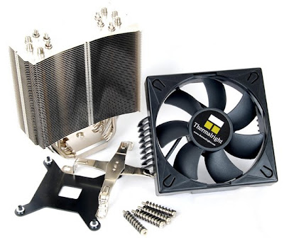Thermalright Ultra-120 eXtreme 1366 RT CPU cooler for Intel Core i7 processors