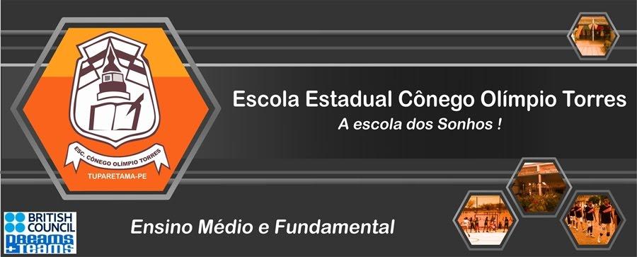 .: Escola Estadual Cônego Olimpio Torres  :.