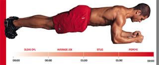 Фото к упражнению планка