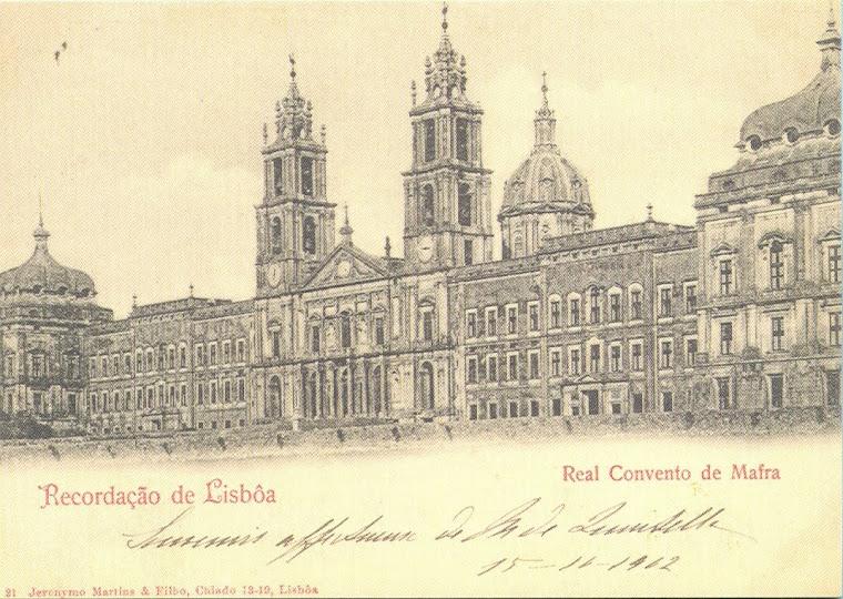 Convento de Mafra - D João V