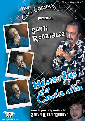 Historias de cada dia - Santi Rodriguez. Con la aparicion de Salva Reina Chuky