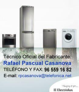 Servicio t cnico alcoy nico servicio t cnico oficial del - Reparacion de electrodomesticos en valencia ...