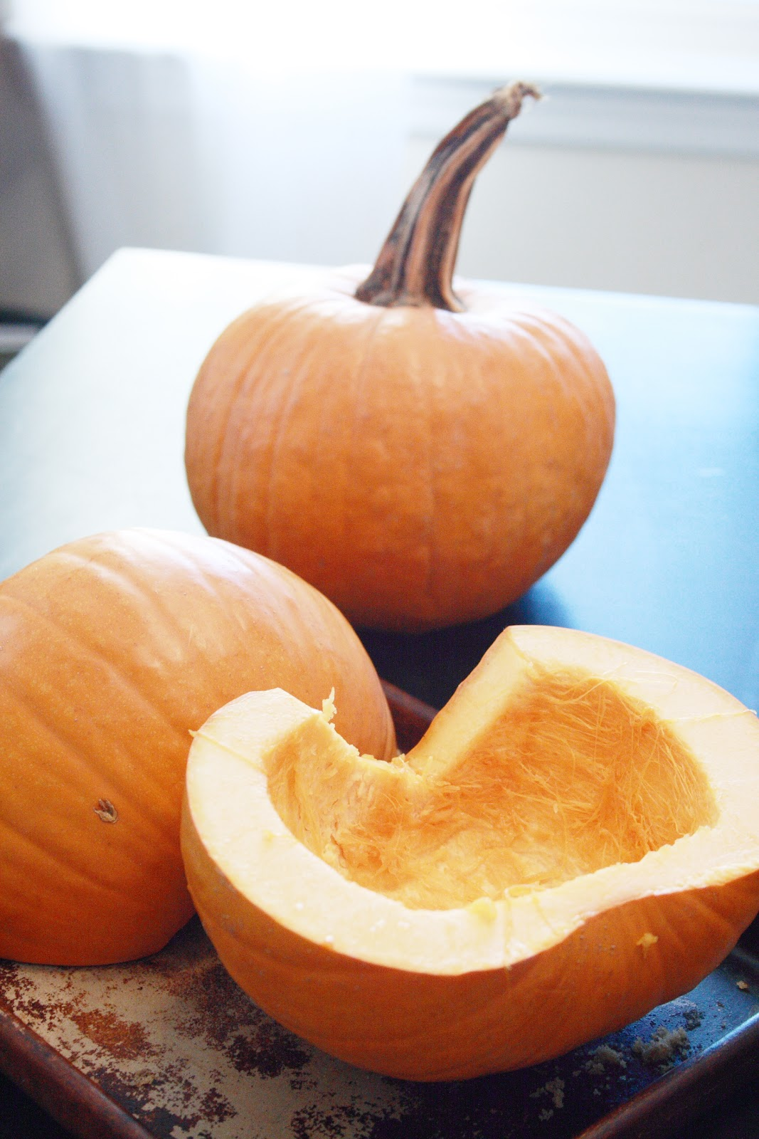 how to tell if butternut pumpkin is off